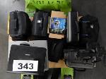 Lot: 343 - Cameras, Projectors