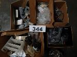 Lot: 344 - Lab Equipment: Scanner, Cannister, Microscope