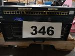 Lot: 346 - Routers, Switches, Printer, Monitor