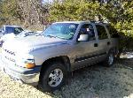 Lot: 005 - 2001 Chevrolet Tahoe SUV