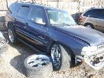Lot: 02-919370 - 2001 CHEVROLET TAHOE SUV
