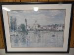 Lot: A6729 - Water Color Painting