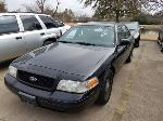 Lot: 18033 - 2009 FORD CROWN VICTORIA