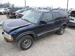 Lot: 224 - 1999 CHEVROLET BLAZER SUV