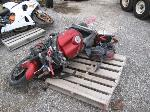 Lot: 234 - 2004 YAMAHA MOTORCYCLE - NON-REPAIRABLE