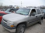 Lot: 250 - 2001 CHEVROLET TAHOE SUV