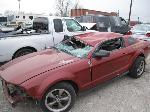 Lot: 254 - 2008 FORD MUSTANG - NON-REPAIRABLE