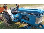 Lot: 01 - 1988 Ford 1720 Tractor with RDTH 60 bushhog