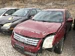Lot: 47562 - 2009 FORD FUSION