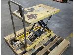 Lot: 02-20094 - Rolling Hydraulic Lift Table