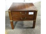 Lot: 02-20099 - End Table