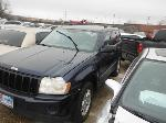 Lot: 06-920721 - 2005 JEEP GRAND CHEROKEE SUV