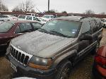 Lot: 09-920838 - 2001 JEEP GRAND CHEROKEE SUV