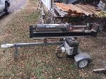 Lot: 13.Denison - Sears Wood Splitter