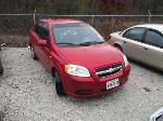 Lot: 242 - 2008 CHEVROLET AVEO<BR><span style=color:red>Updated 03/07/18</span>