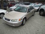 Lot: 258 - 2001 TOYOTA CAMRY