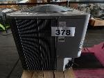 Lot: 378 - AHRI/Carrier A/C heat pump