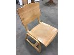 Lot: 42 - (8) Cafeteria Chairs