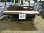 Lot: 302 - (13) FOLDING TABLES
