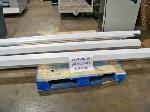 Lot: 307 - (4) PROJECTION SCREENS & MAP