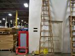 Lot: 312 - 12-FT WOOD LADDER