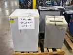 Lot: 316 - FREEZER, REFRIGERATOR & SHREDDER