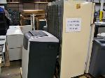 Lot: 319 - REFRIGERATOR & PAPER SHREDDER