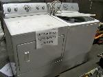 Lot: 328 - MAYTAG WASHER & DRYER