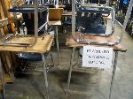 Lot: 366 - (54) STUDENT COMBO DESKS