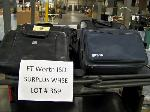 Lot: 369 - LAPTOP BAGS & PROJECTOR BAGS