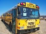 Lot: T100 - 2003 IHC FE300 72 Passenger Bus