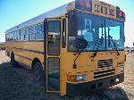 Lot: T101 - 2001 IHC AmTran 54 Passenger Bus