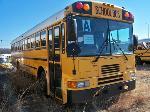 Lot: T102 - 2001 IHC AmTran 72 Passenger Bus