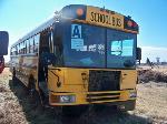 Lot: T107 - 2002 IHC AmTran 72 Passenger Bus