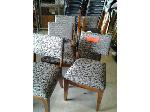Lot: 001 - (6) Chairs
