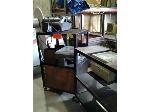Lot: 006 - (2) Projectors w/ Carts
