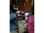 Lot: 013 - Desk & (4) Chairs