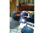 Lot: 043&44 - Chairs, Desk and Table