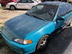 Lot: 02 - 1995 Honda Civic