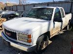 Lot: 09 - 1998 GMC Sierra Pickup