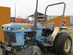 Lot: 4022 - 1990 FORD TRACTOR 1520