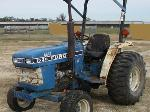 Lot: 4047 - 1992 FORD TRACTOR