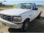 Lot: 150152 - 1997 FORD 3/4 TON REG. CAB F250