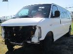 Lot: 150362 - 1999 CHEVY CARGO VAN G20 F/S