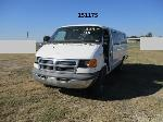 Lot: 151175 - 2001 DODGE RAM 3500 MAXI WAGON