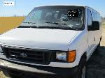 Lot: 151557 - 2005 FORD F/S EXT. 15 PASSENGER VAN