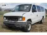 Lot: 151564 - 2005  FORD PASSENGER VAN