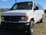 Lot: 151567 - 2005 FORD F/S EXT. 15 PASSENGER VAN