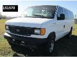 Lot: 151570 - 2005 FORD PASSENGER VAN