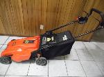 Lot: A6833 - Black & Decker 36V Cordless Mower